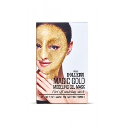 Urbandollkiss Urban City Magic Modeling Gel Mask (2 variations) Gold
