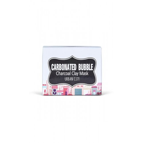 Urbandollkiss Urban City Carbonated Bubble Mask (2 variations) Charcoal