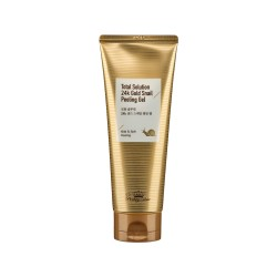 Pretty Skin Total Solution 24K Gold Snail Peeling Gel