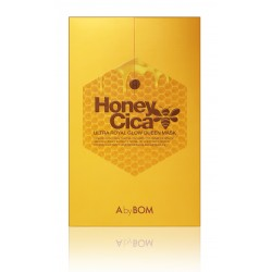 A by BOM ULTRA ROYAL GLOW QUEEN MASK _ Honey cica