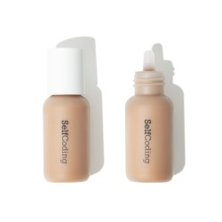SelfCoding Never be the same Liquid foundation Golden tan
