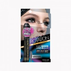 KissMe Heavy Rotation Extra Long Mascara #01 Rich Black