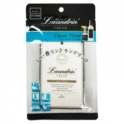 LAUNDRIN' PAPER FRAGRANCE (3 TYPES) Classic Floral