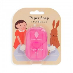 Charley Paper Soap Strawberry