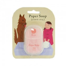 Charley Paper Soap Rose