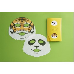 ISSHINDO Animal Face Pack