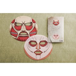 ISSHINDO Kyojin Face Pack