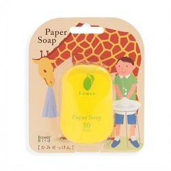 Charley Paper Soap Lemon