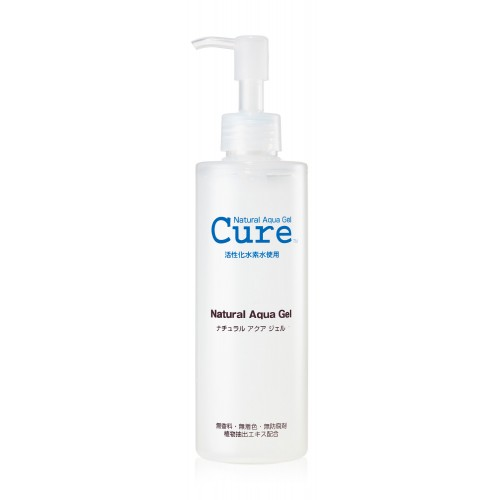 Cure Natural Aqua Gel Exfoliator