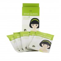 Herb Green Tea Hand Gloves - 5 Pack