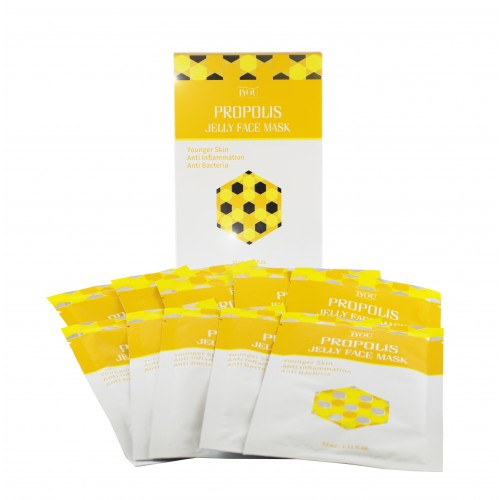 Propolis Jelly Face Mask - 10 Pack