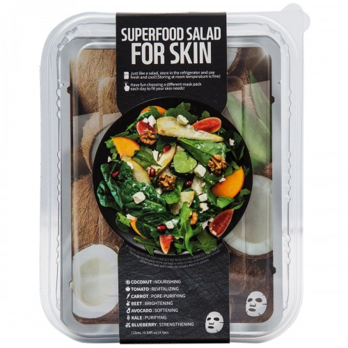 Farmskin SuperFood Mask for Skin- Package D