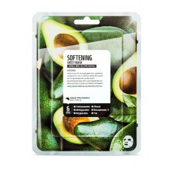 Farmskin SuperFood Avocado Facial Sheet Mask (10 packs)