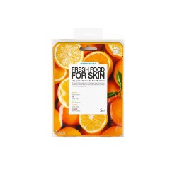 FarmskinFresh Food For Skin Facial Sheet Mask Set(Refressing)
