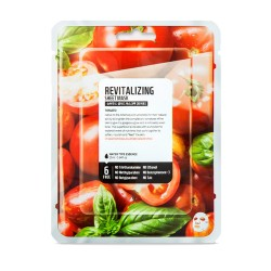 Farmskin SuperFood Tomato Facial Sheet Mask (10 packs)